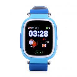 GW100 - GPS-klocka för barn - Blå