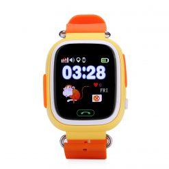 GW100 - GPS-klocka för barn - Orange
