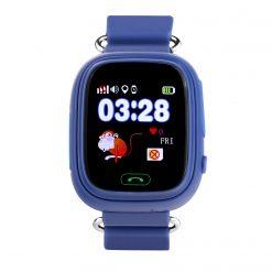 GW100 - GPS-klocka för barn - Mörkblå