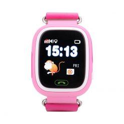 GW100 - GPS-klocka för barn - Rosa