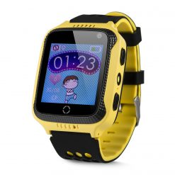 GW500S - GPS ur til børn - Gul