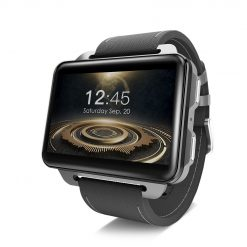 LEM4 Pro - Android smartwatch - Svart