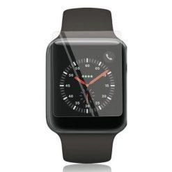 Pansar Apple Watch 40/42mm Serie 1/2/3, Flexibelt Glas