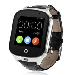 GW1000S - 3G GPS ur til ældre - Sort
