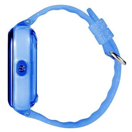 KT01 - Vattentät GPS-klocka för barn med 2MP-kamera - Blå