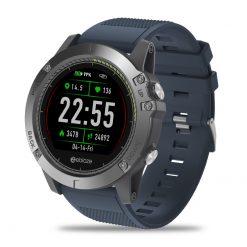 VIBE 3 HR - Robust sportklocka med pulsmätare - Blå