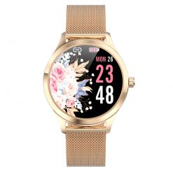 LW07 - Elegant fitness ur til kvinder - Guld