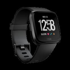 Fitbit - Versa Smartwatch - Svart