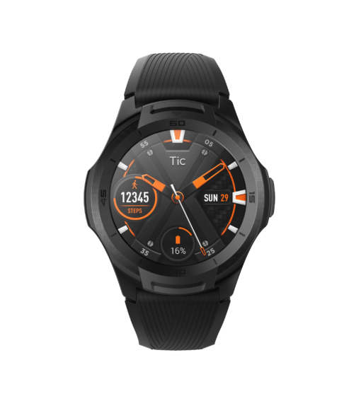 Mobvoi Ticwatch S2 - Svart