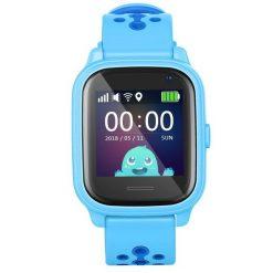 KT04 - Vandtæt GPS ur til børn - Blå