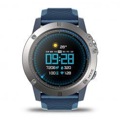 VIBE 3 PRO - Sportklocka med pulsmätare - Blå