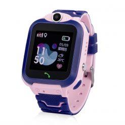 GW600S - GPS ur til børn - Lyserød