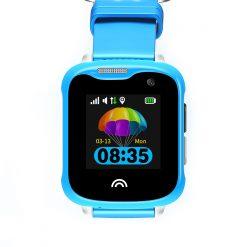 KT05 - Vandtæt GPS ur til børn - Blå