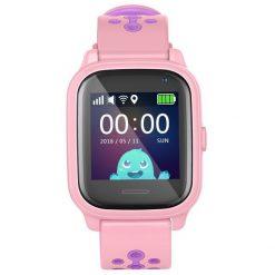 KT04 - Vandtæt GPS ur til børn - Pink