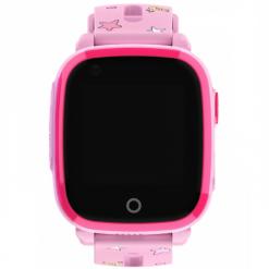 KT10 - 4G ur med videokald til børn - Lyserød