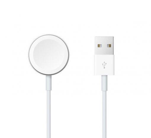 Magnetisk laddare för Apple Watch (Alu)