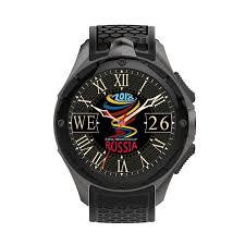 KW68 - Cool design i stålram - Svart
