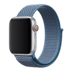 Apple Watch Nylon Rem 42/44 mm - Blå