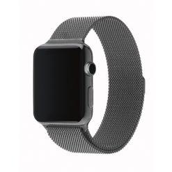 Melanise - Rostfri rem för Apple Watch - Grå 38/40