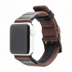 Abra - Nylonrem för Apple Watch 38/40 mm - Brun