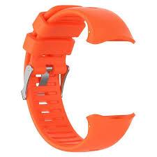 Silikonrem för Polar Vantage V - Orange