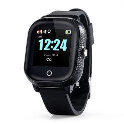 GW700S - GPS-klocka för barn - Svart