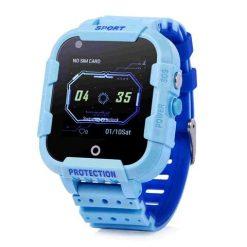 KT12 - Robust barn-GPS-klocka med VideoCall - Blå