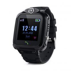 GW600S - GPS-klocka för barn - Svart