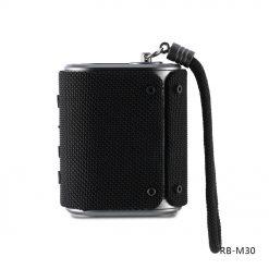 Remax - M30 vattenavvisande bluetooth-högtalare - Svart