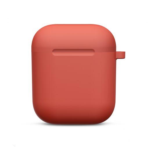 Apple AirPods skal i silikon - Röd