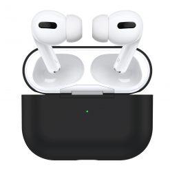 Skal till Apple AirPods Pro -Silikon - Svart