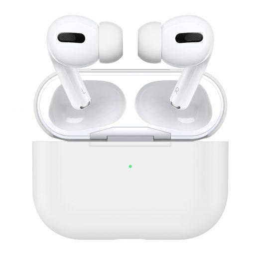 Apple AirPods Pro Skal - Silikon - Vit