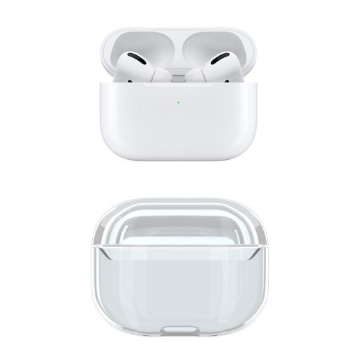 Skal til Apple AirPods Pro -Hårt skal PC- Transparent
