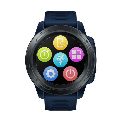 VIBE 5 Pro - Full Touchscreen Multi Sports Watch - Blå