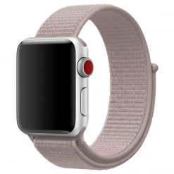 Apple Watch Nylon Rem 38/40 Mm - Rosen rosa