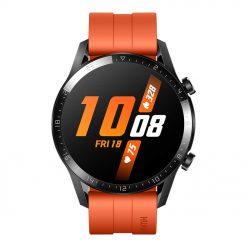 Huawei Watch GT 2 Sport 46mm - Svart/Orange