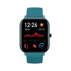 Amazfit - GTS Obsidian Smartwatch - Stål Blå