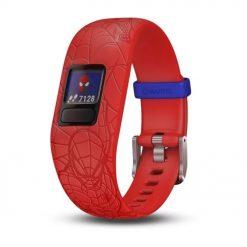 Garmin Vivofit Jr. 2 - Spiderman - Röd