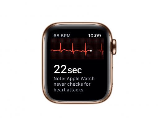 Apple Watch 44mm - Serie 5 GPS+4G- Rosa Sand