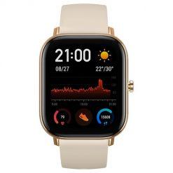 Amazfit - GTS Obsidian Smartwatch - Öken guld