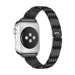 Verona - Rostfritt stål Rem för Apple klocka 38/40 - Silver
