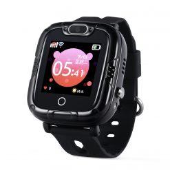 KT07S- Vattentät GPS-klocka för barn - Rosa