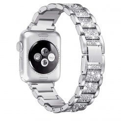 Rom - Rostfri rem för Apple Watch 38/40 - Guld