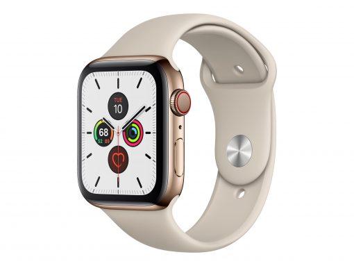 Apple Watch 44mm - Serie 5 GPS+4G - Stone