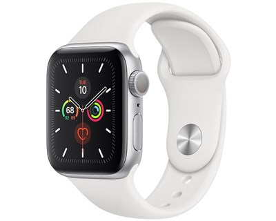 Apple Watch 44mm - Serie 5 GPS+4G - Vit