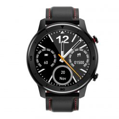 LEMFO- DT78 Sportswatch Silikon - Svart