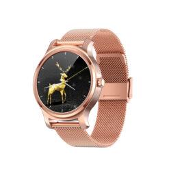 SW02 - Smartwatch för kvinnor - Guld