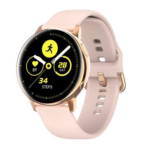 Lemfo - SG2 Smartwatch med amoled skärm - Svart