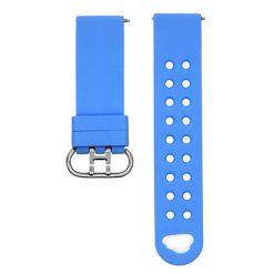 KT05 - Silikonrem - Blå