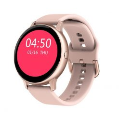 DT88 Pro - Trendig Smartwatch för kvinnor - Ros